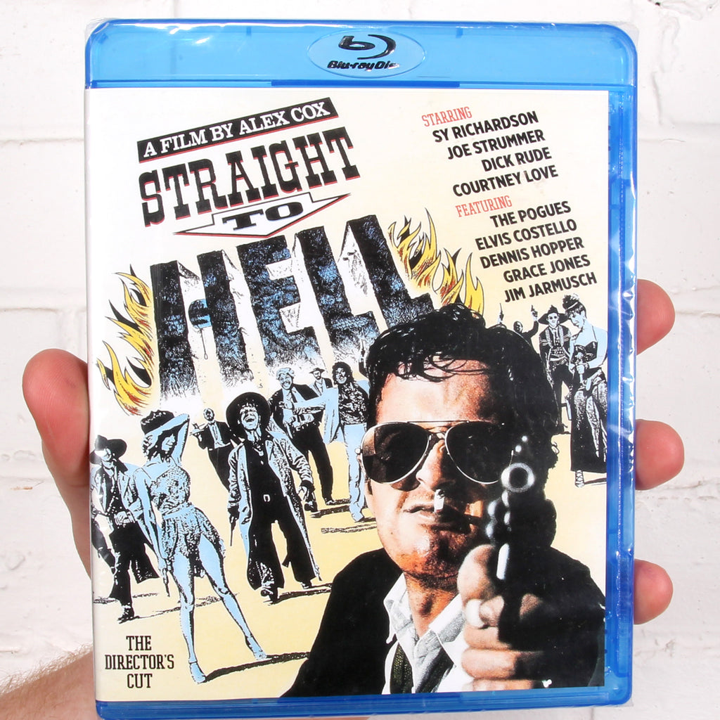 Straight to Hell [Kino Lorber]
