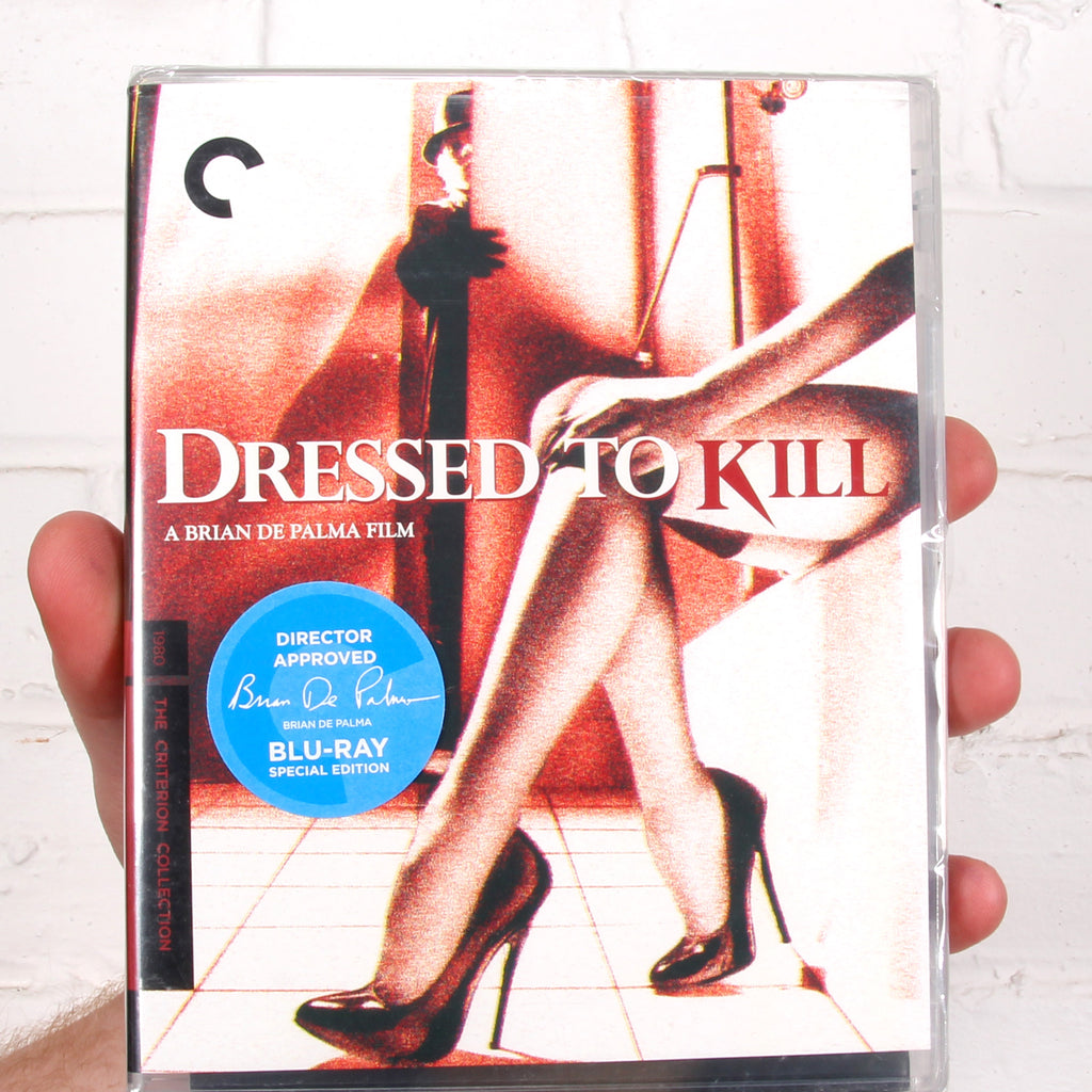 Dressed to Kill [The Criterion Collection]