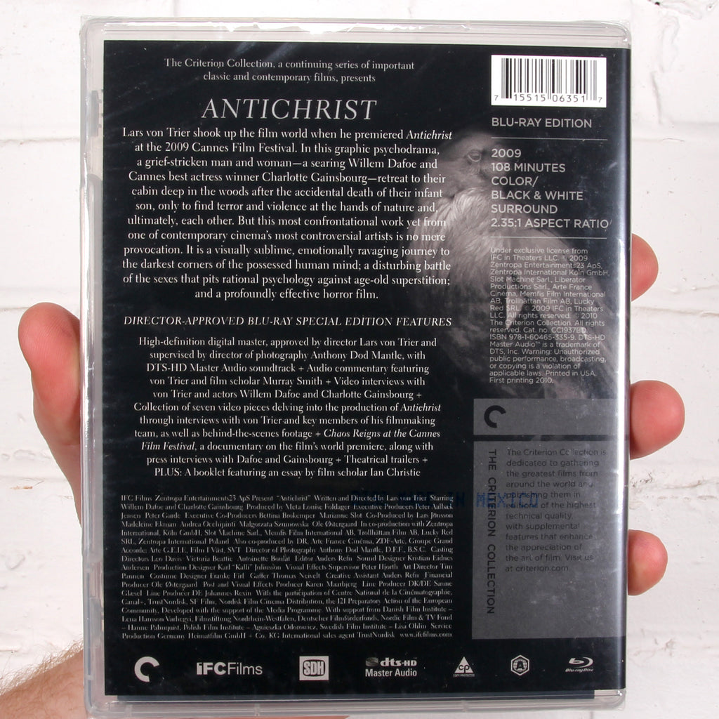 Antichrist [The Criterion Collection]