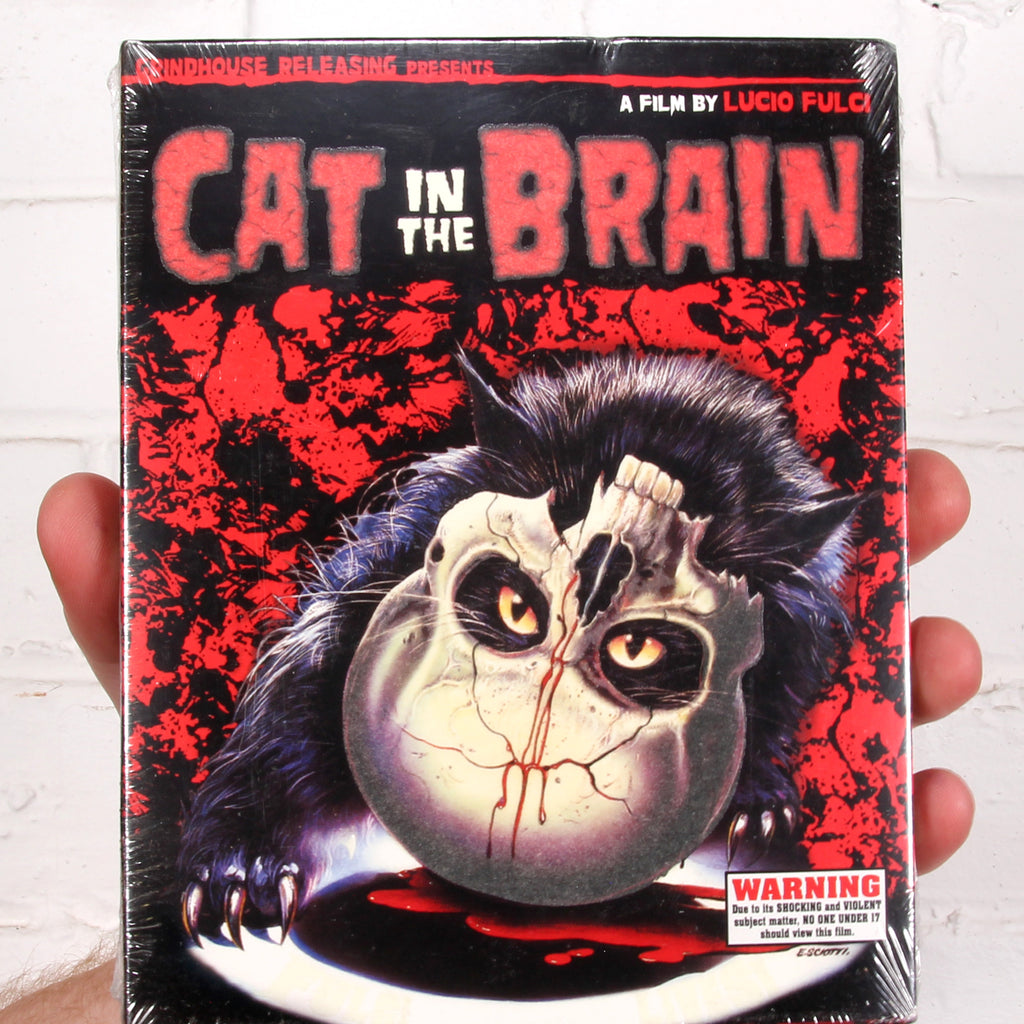 Cat In The Brain [Grindhouse Releasing]