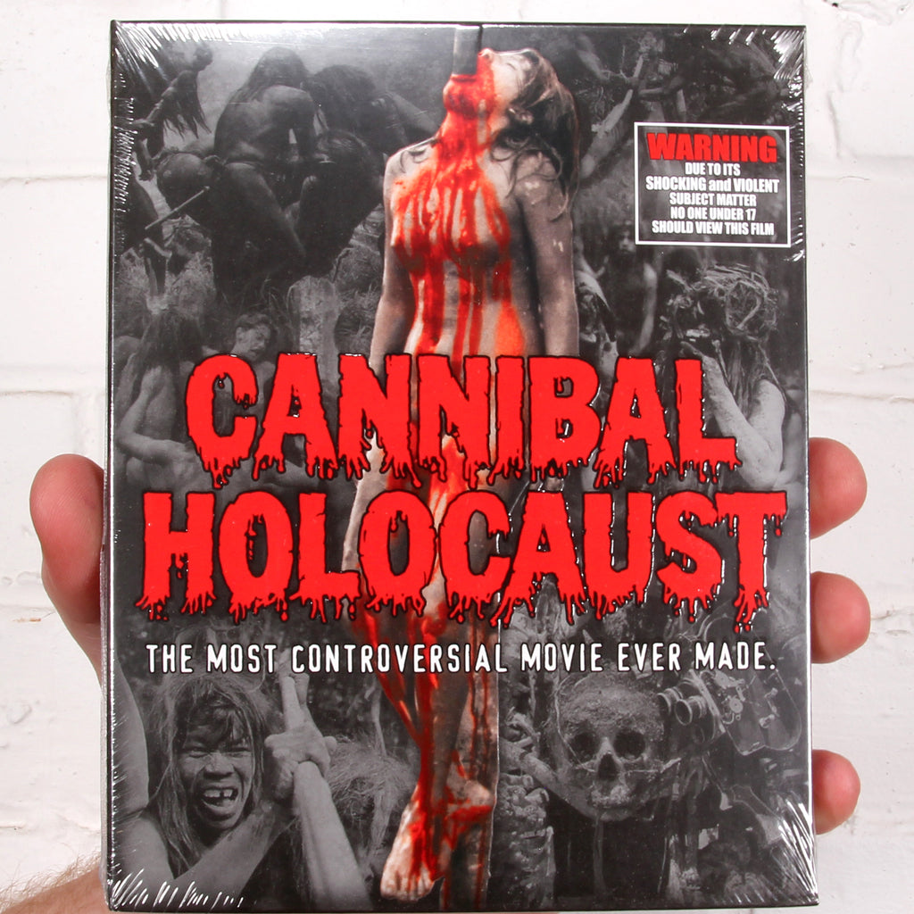 Cannibal Holocaust [Grindhouse Releasing]