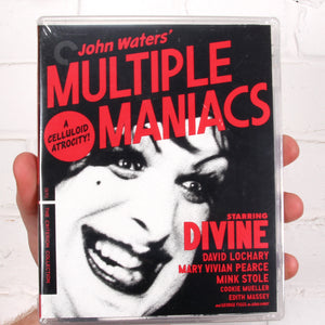 Multiple Maniacs [The Criterion Collection]