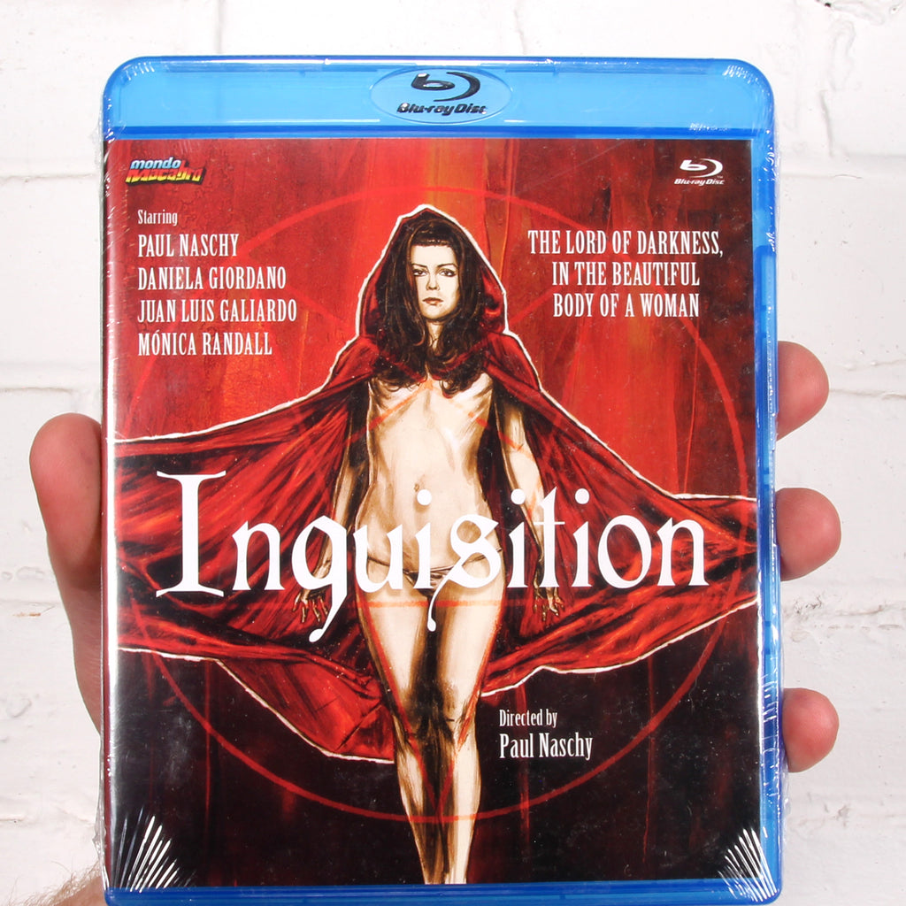 Inquisition [Mondo Macabro]