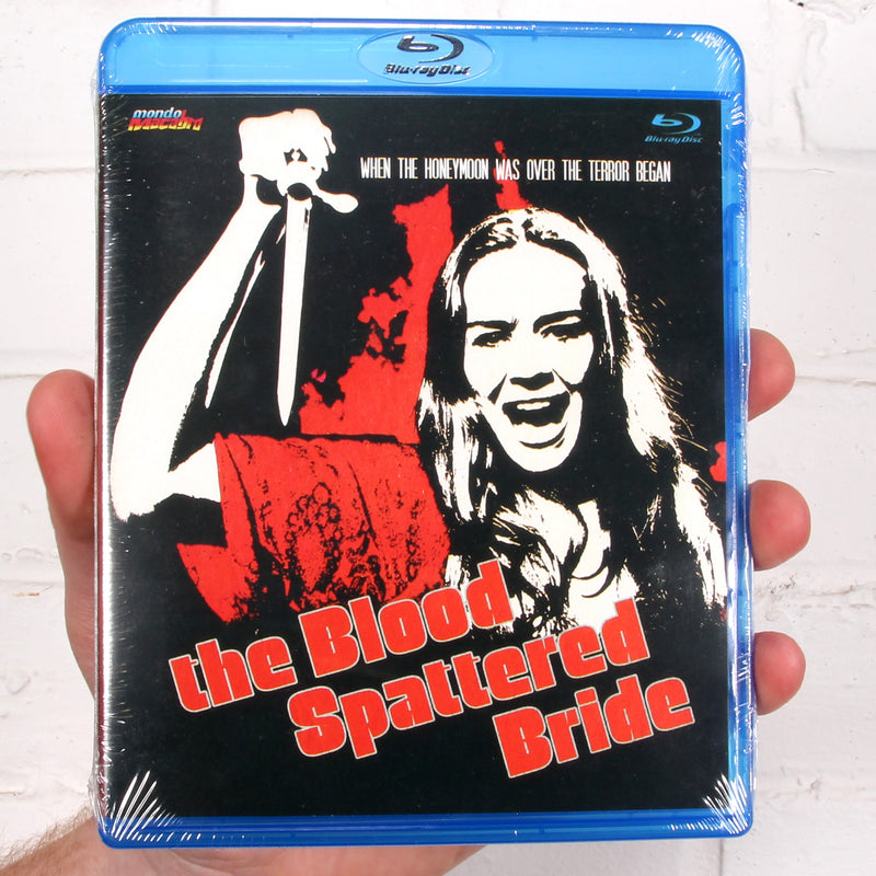 The Blood Spattered Bride [Mondo Macabro]