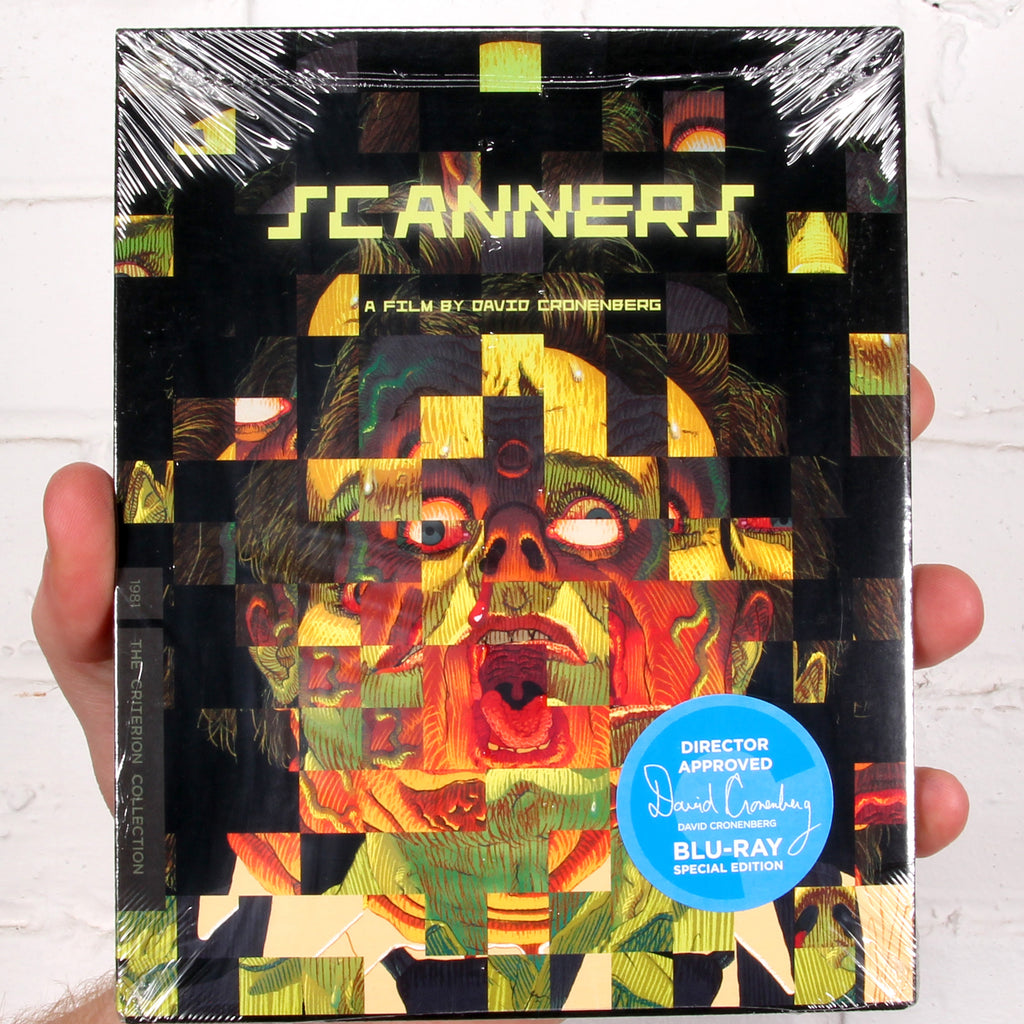 Scanners [The Criterion Collection]