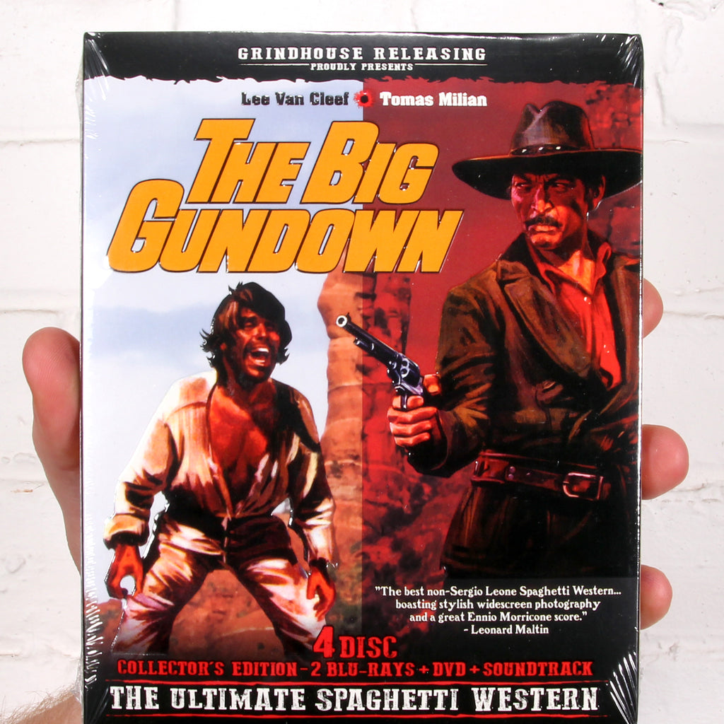 The Big Gundown [Grindhouse Releasing]