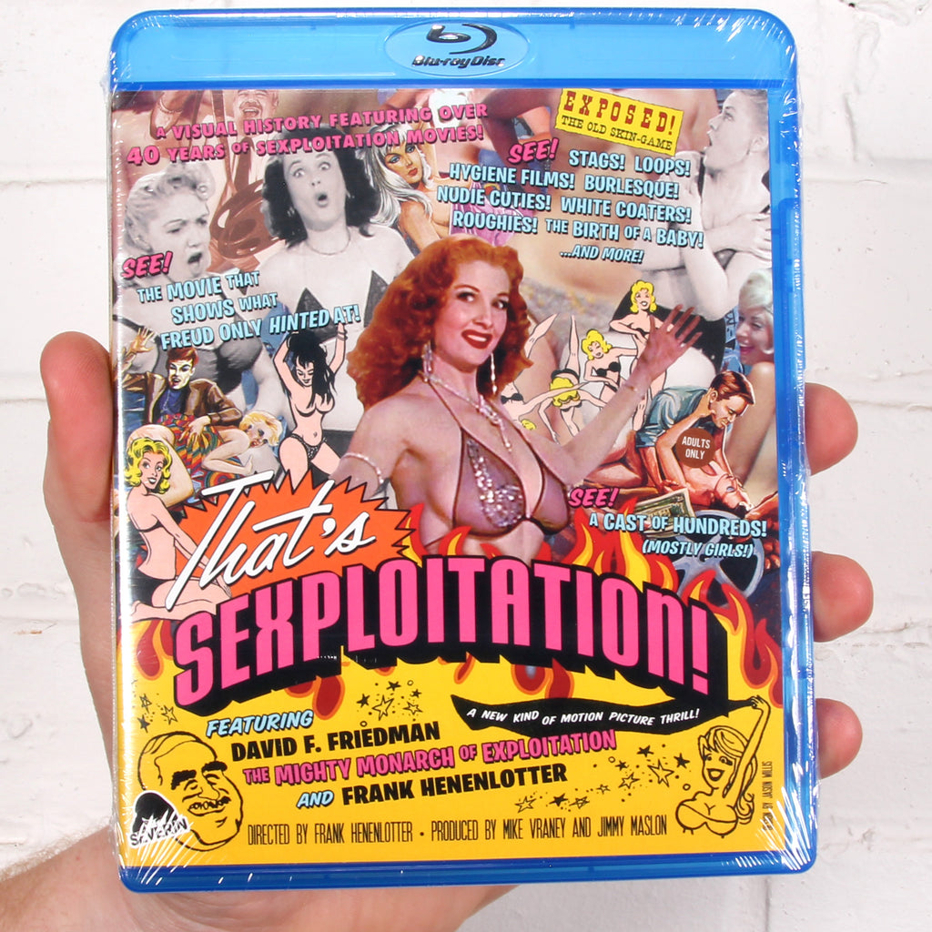 That's Sexploitation! [Severin Films]