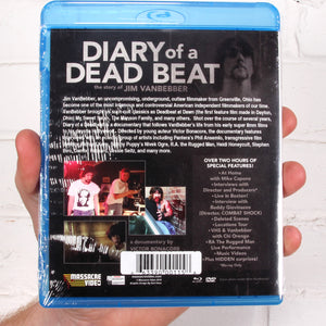 Diary of a Dead Beat [Massacre Video]