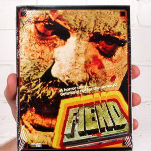 Fiend (Slipcover) [Massacre Video]