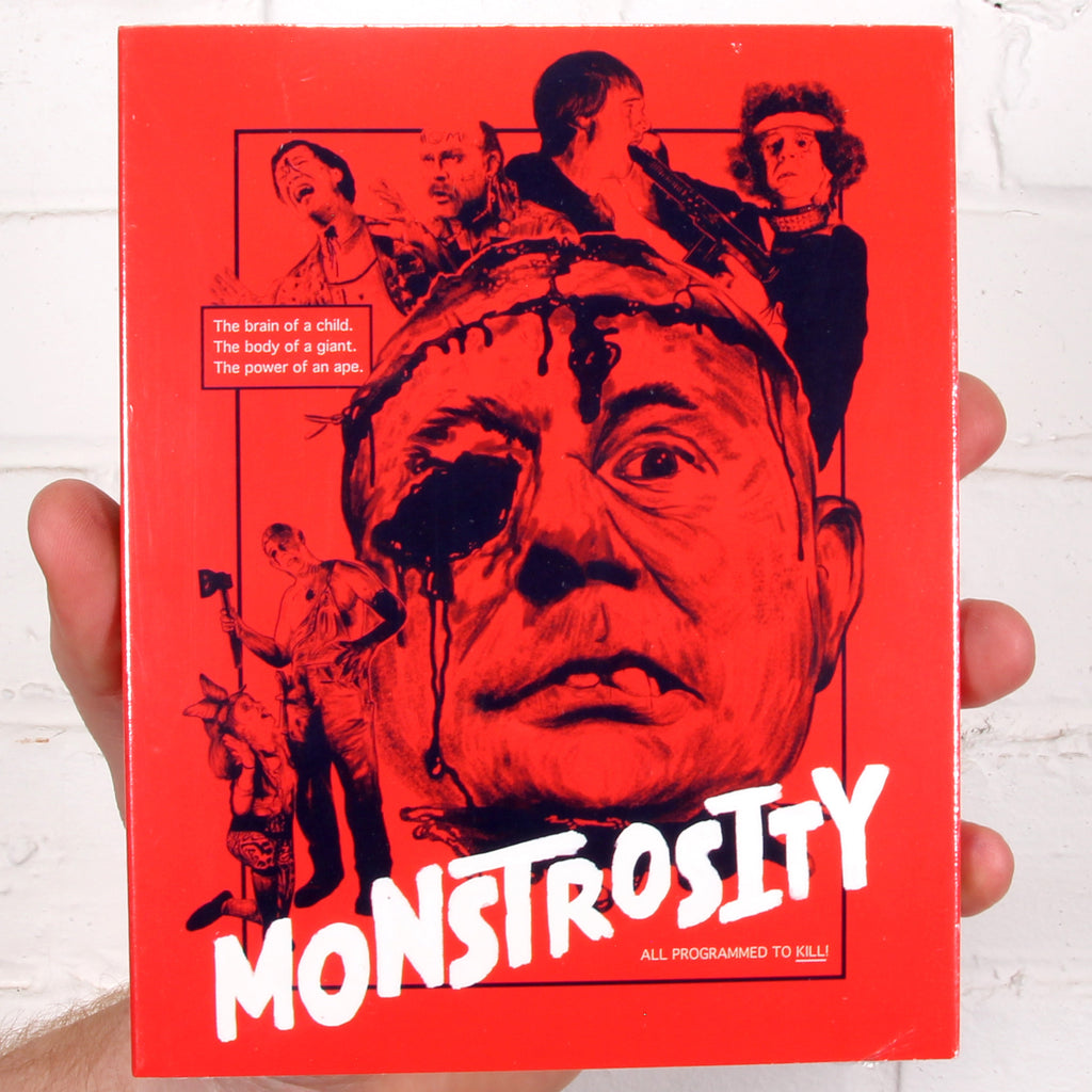 Monstrosity (Slipcover) [Garagehouse Pictures]