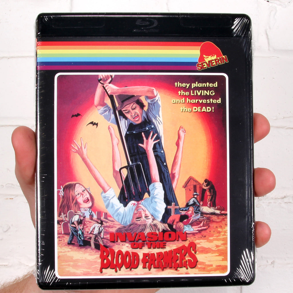 Invasion of the Blood Farmers [Severin Films]