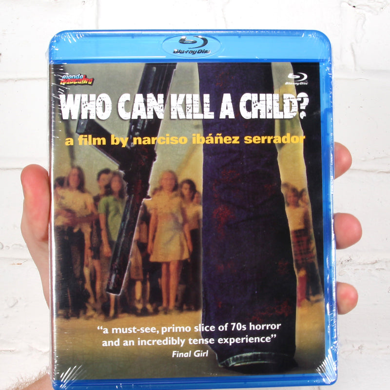 Who Can Kill a Child? [Mondo Macabro]