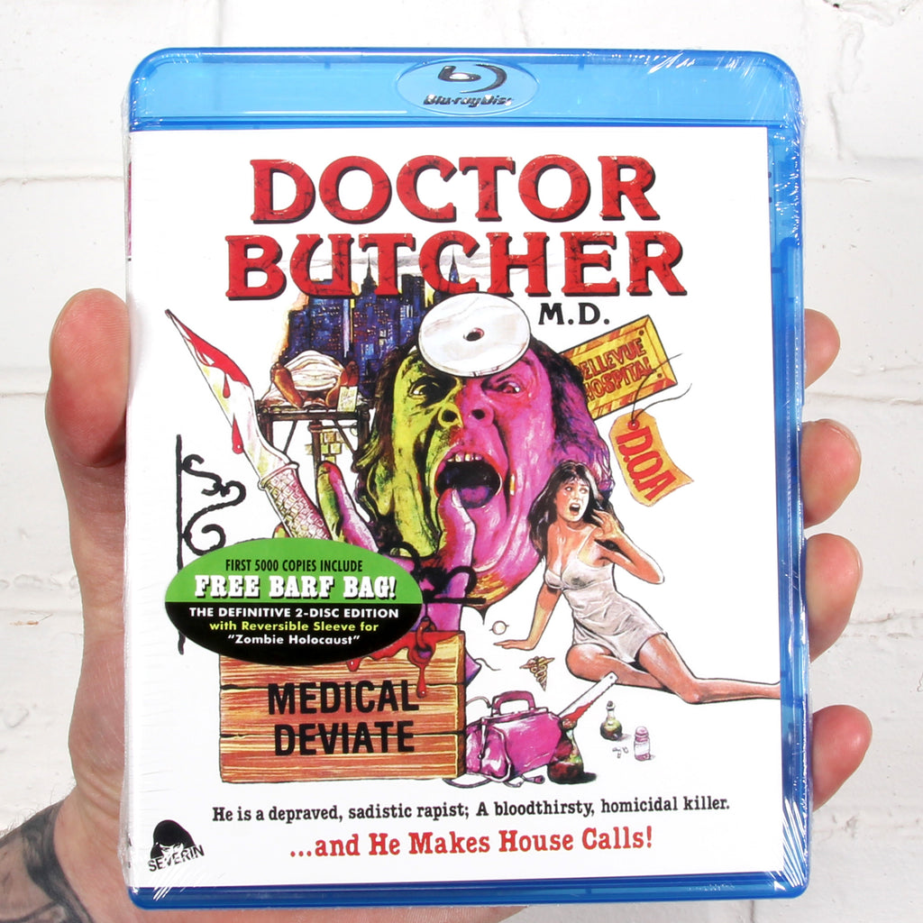 Doctor Butcher M.D. [Severin Films]