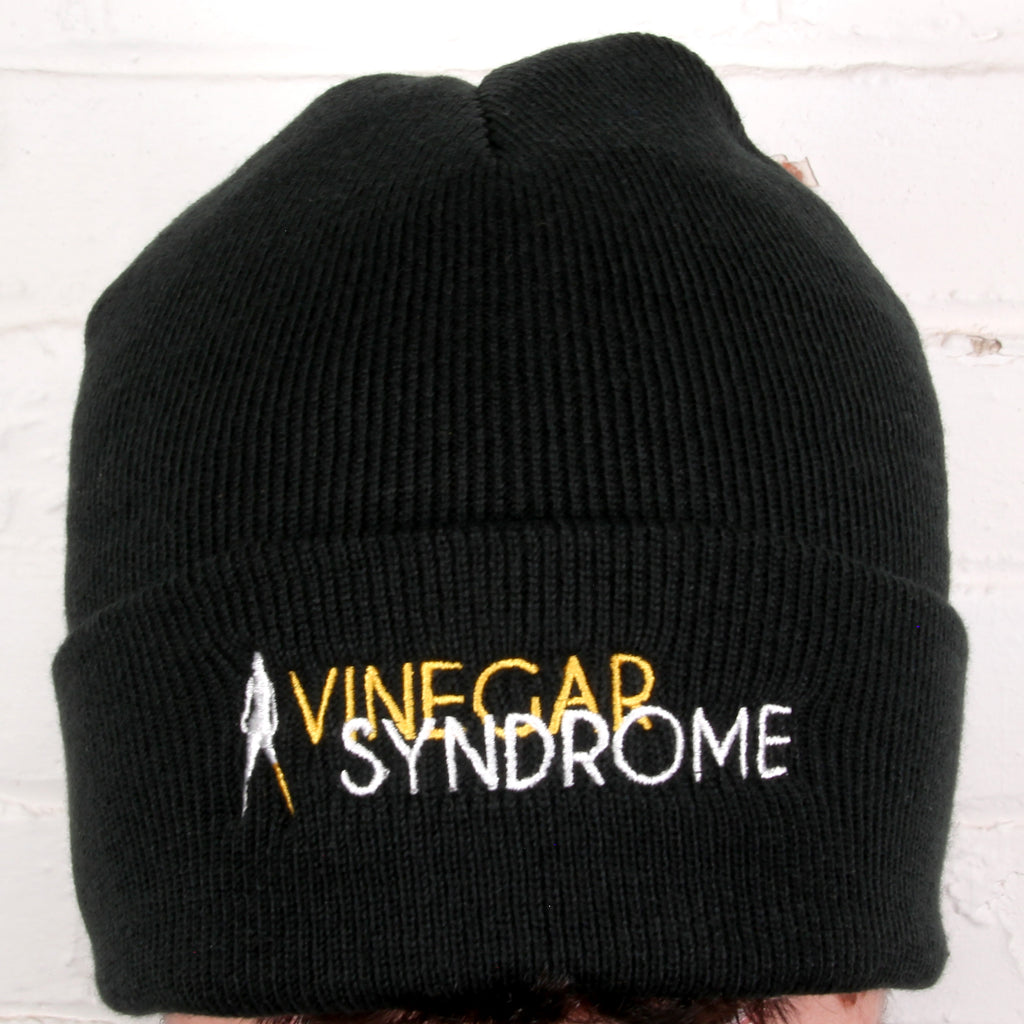 Vinegar Syndrome Logo Beanie