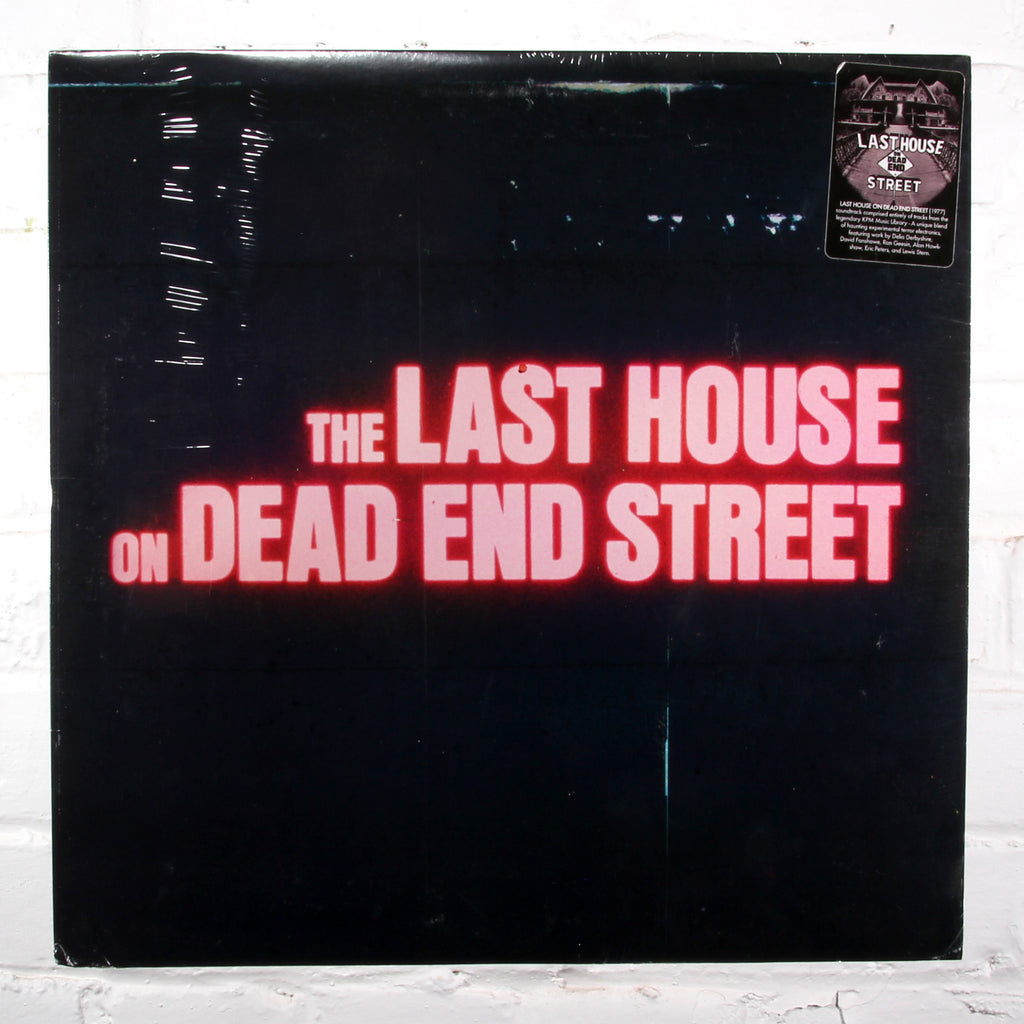 Last House on Dead End Street - Vinyl Soundtrack LP
