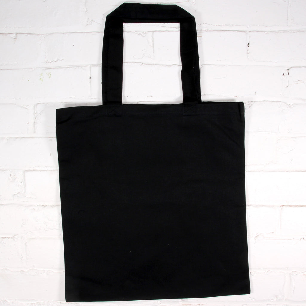 Vinegar Syndrome Metal Horns Tote Bag