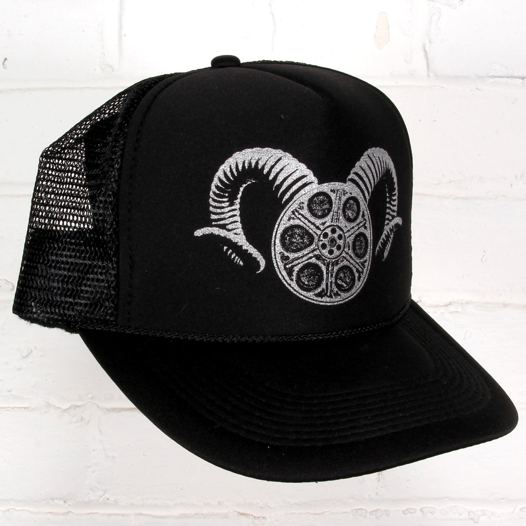 Vinegar Syndrome Metal Horns Hat