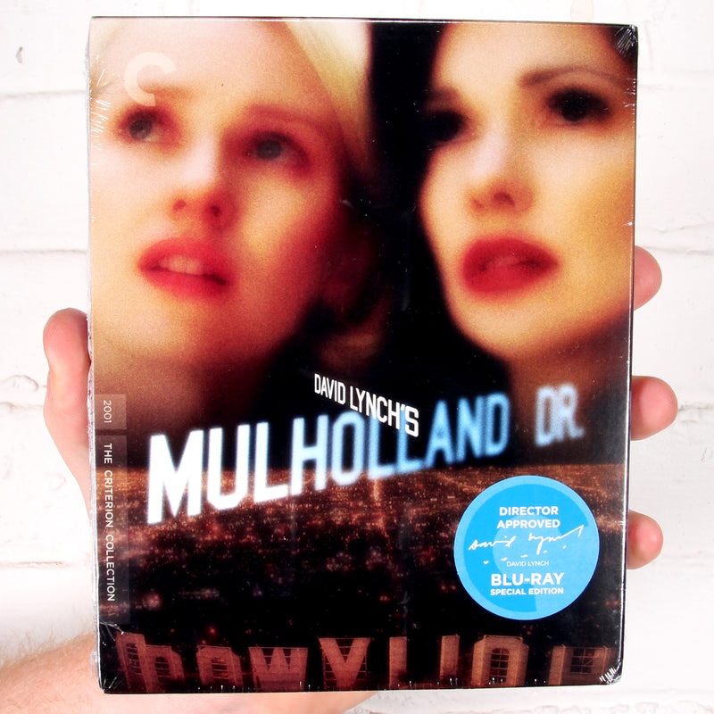 Mulholland Dr. [The Criterion Collection]