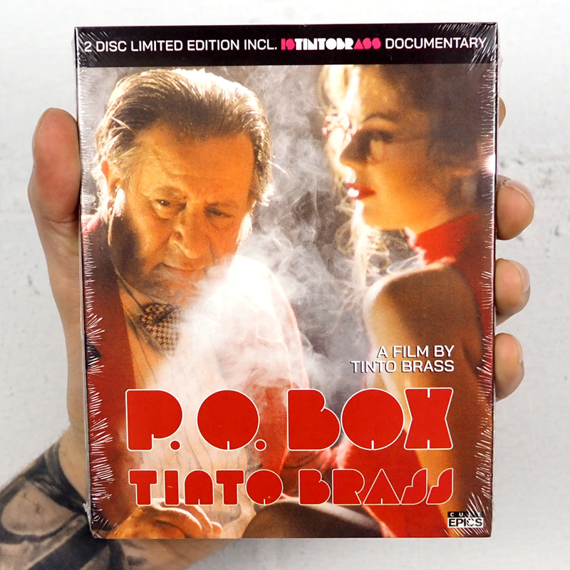 P.O. Box Tinto Brass [Cult Epics]