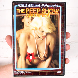 42nd Street Forever: The Peep Show Collection Vol.6 [Synapse Films]
