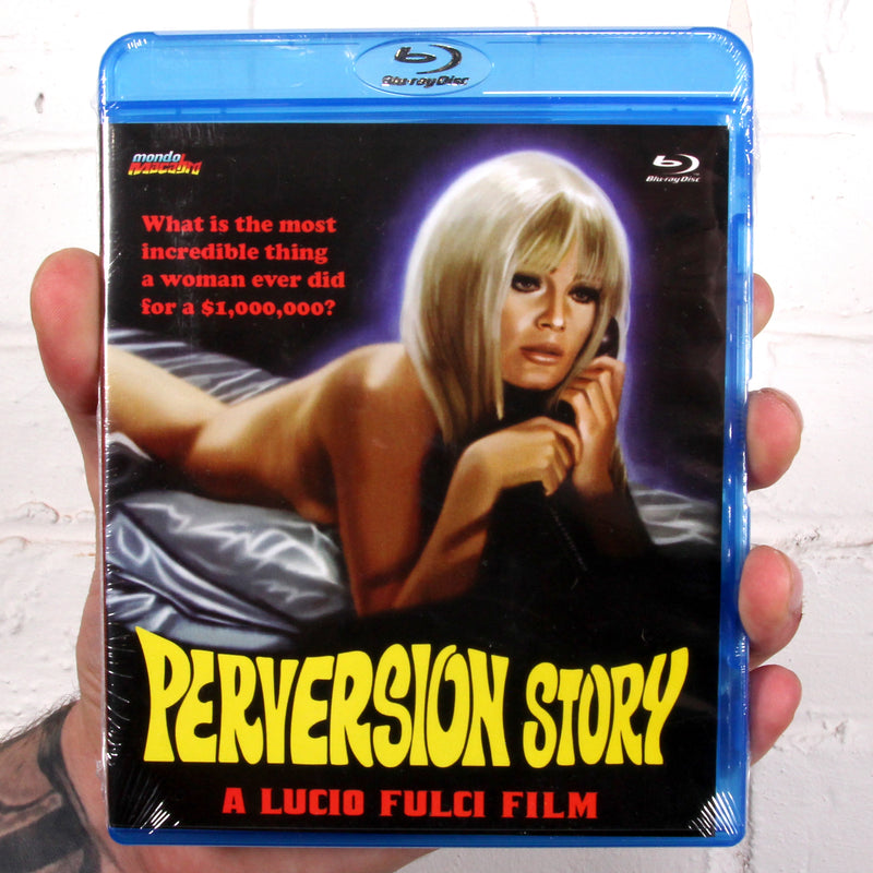 Perversion Story [Mondo Macabro]