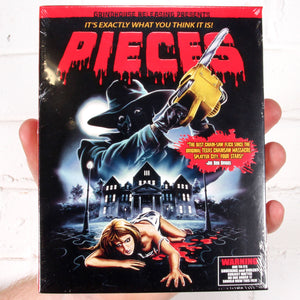 Pieces (3-Disc Special Edition) [Grindhouse Releasing]