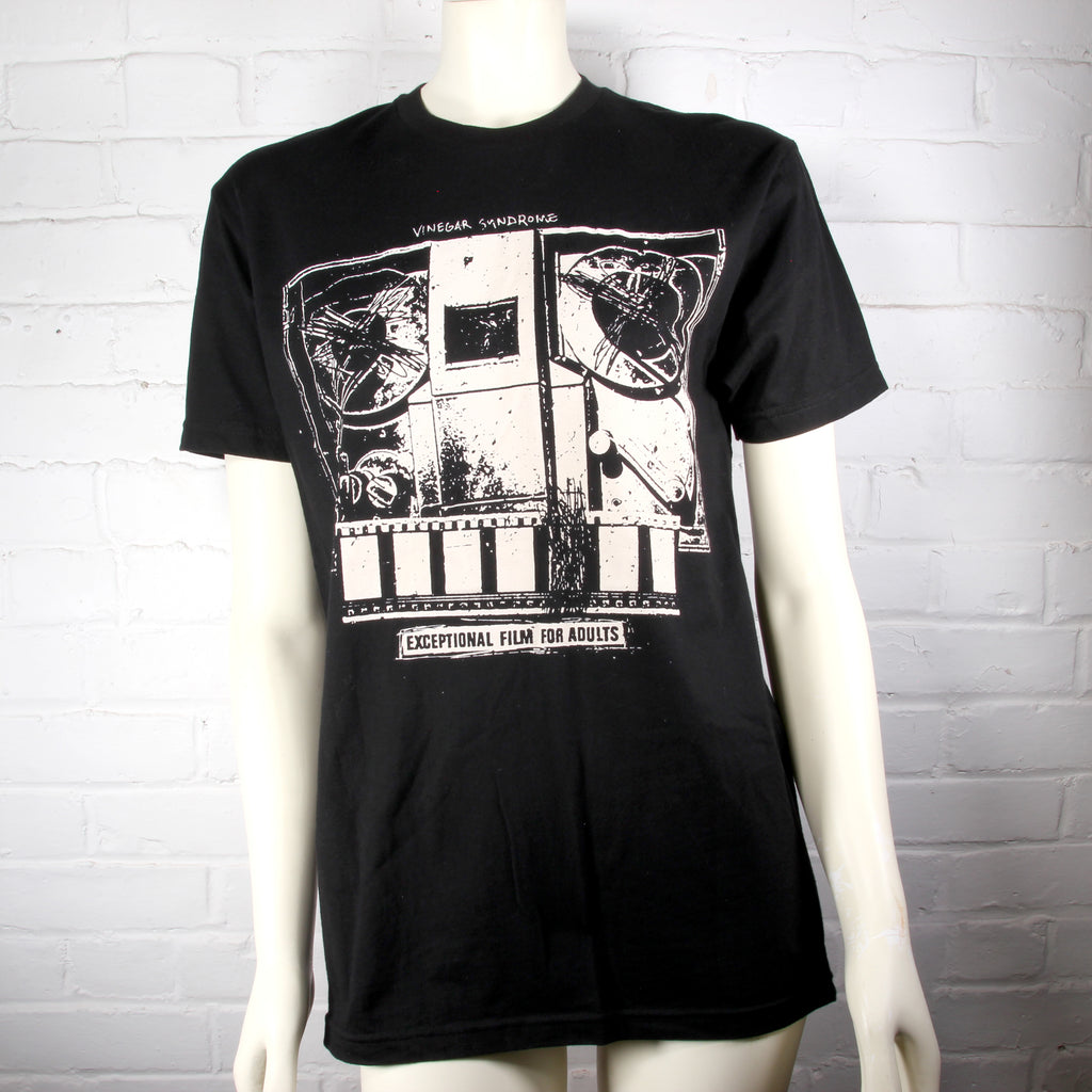 Vinegar Syndrome Film Scanner Shirt