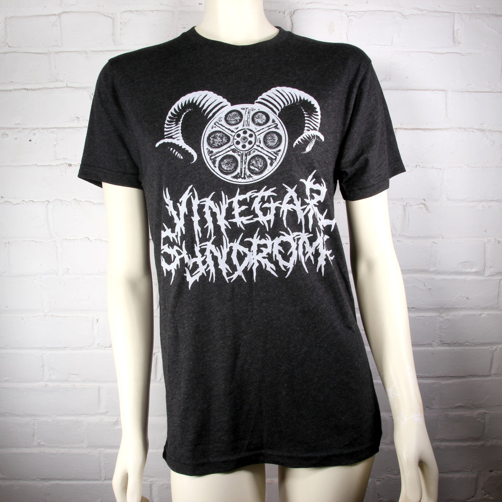 Vinegar Syndrome Metal Horns Shirt