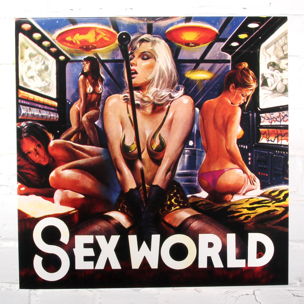 SexWorld - Vinyl Soundtrack LP