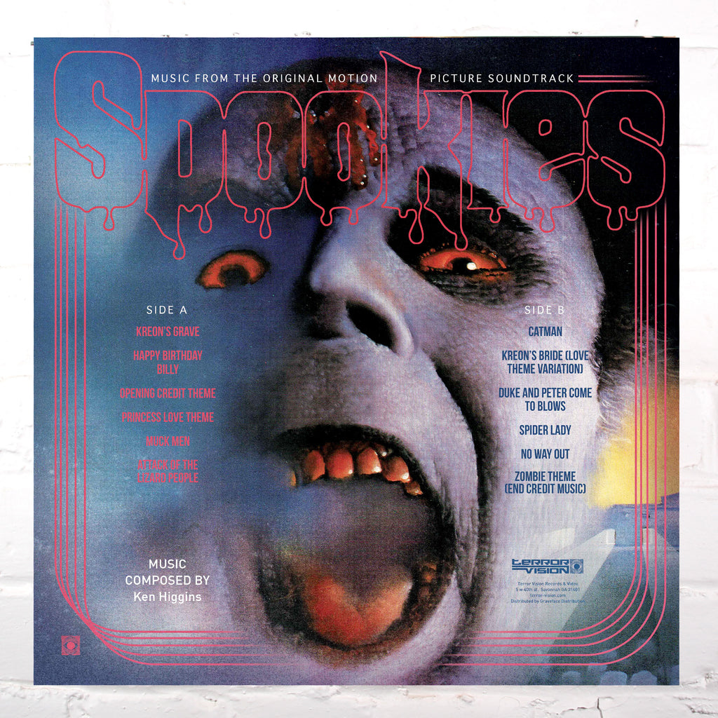 Spookies - Vinyl Soundtrack LP