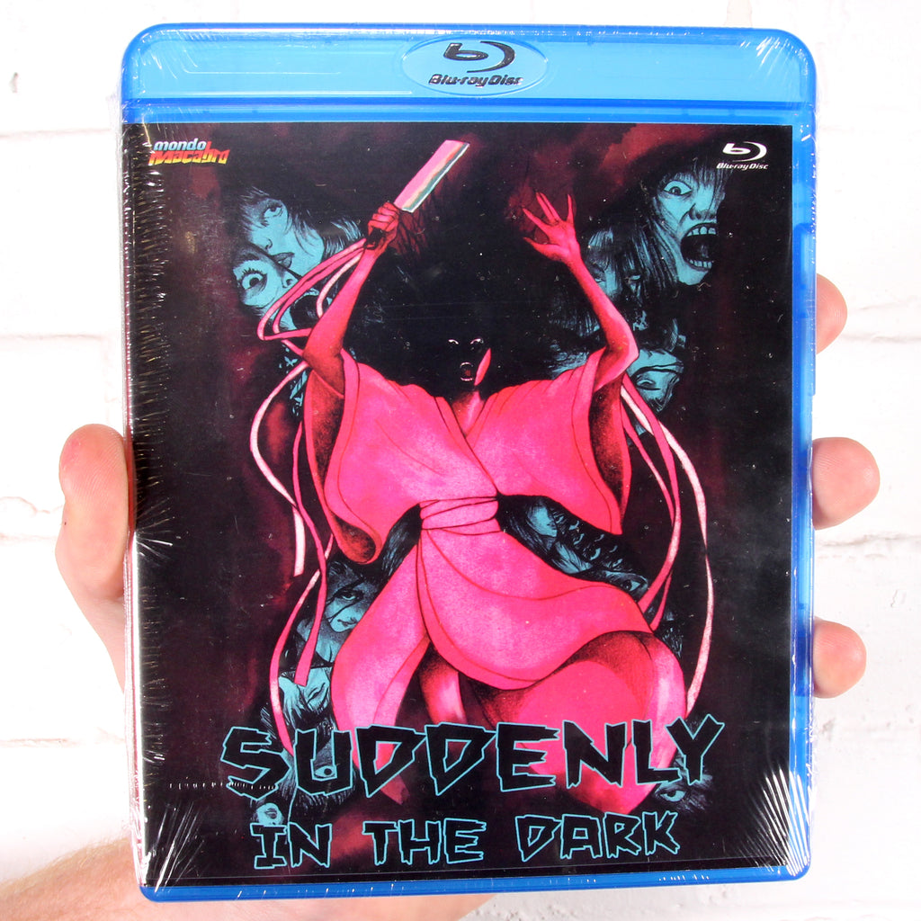 Suddenly In The Dark [Mondo Macabro]