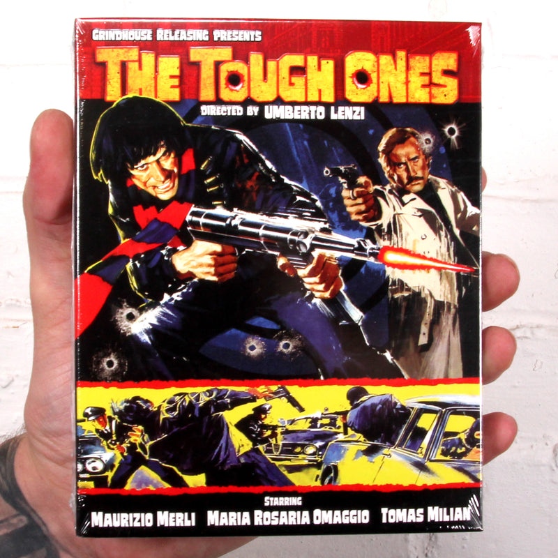 The Tough Ones [Grindhouse Releasing]