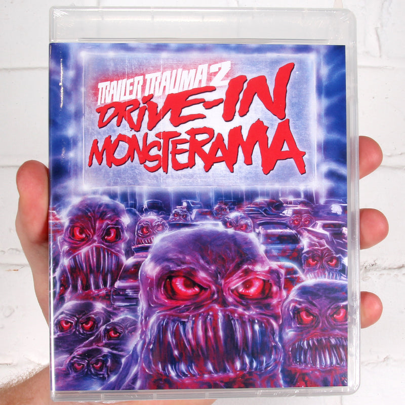 Trailer Trauma 2: Drive-In Monsterama [Garagehouse Pictures]