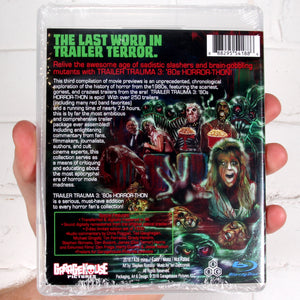 Trailer Trauma 3: 80's Horrorthon [Garagehouse Pictures]