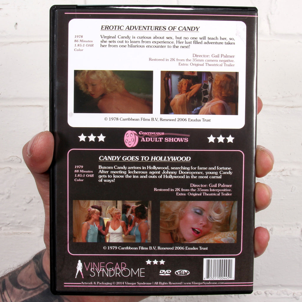Erotic Adventure of Candy / Candy Goes to Hollywood