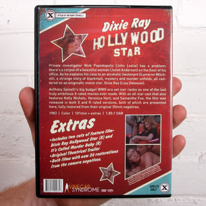 Dixie Ray Hollywood Star