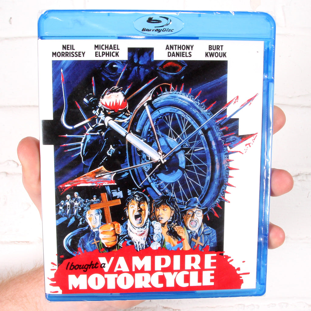 I Bought A Vampire Motorcycle [Kino Lorber]