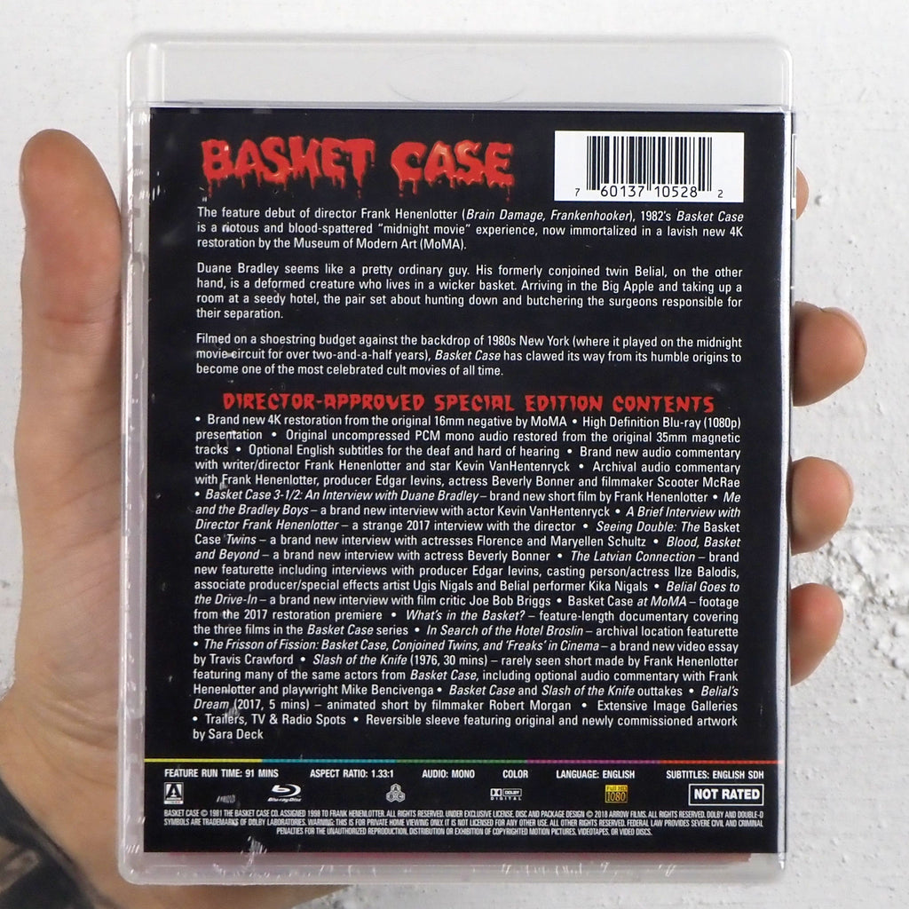 Basket Case [Arrow Video]