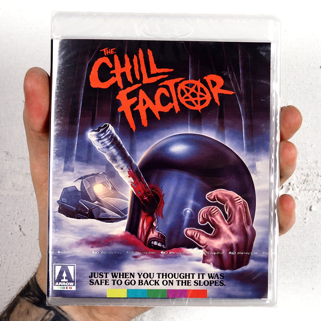 The Chill Factor [Arrow Video]
