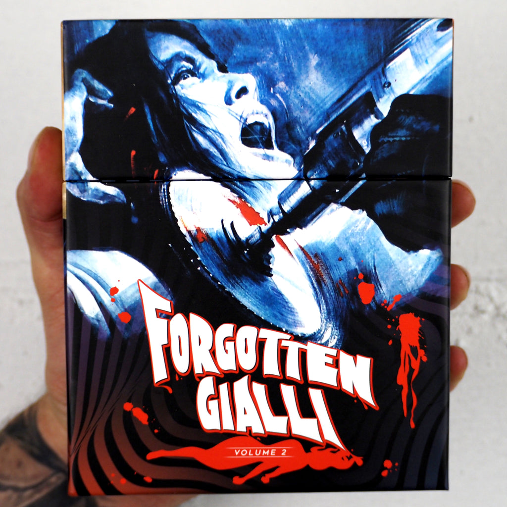Forgotten Gialli: Volume Two