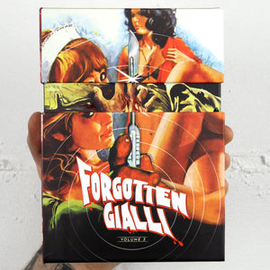 Forgotten Gialli: Volume Three