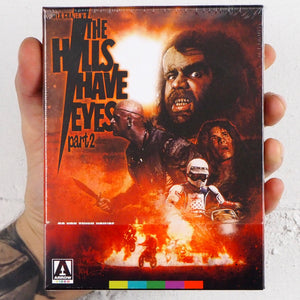 The Hills Have Eyes Part 2 (Limited Edition) [Arrow Video]