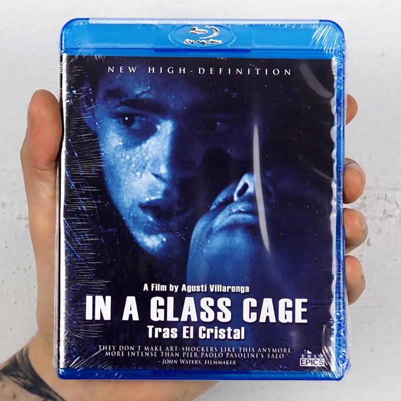 In A Glass Cage [Cult Epics]