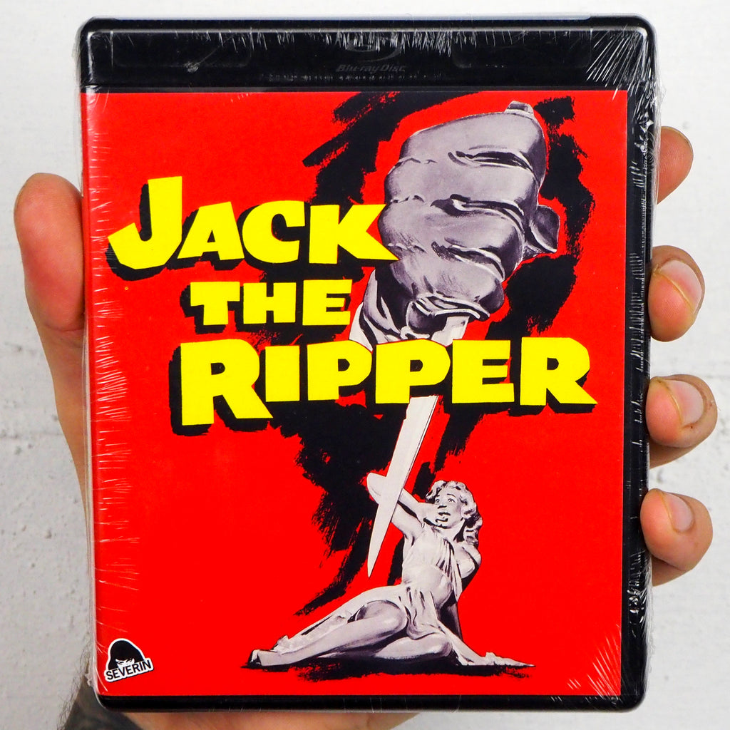 Jack the Ripper [Severin Films]