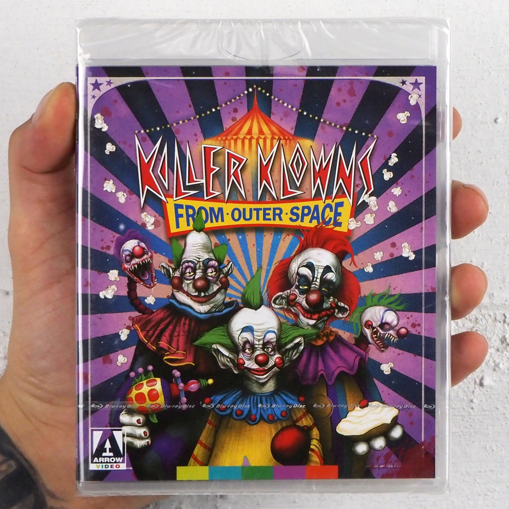 Killer Klowns from Outer Space [Arrow Video]