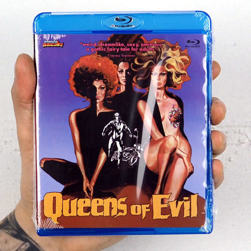Queens Of Evil [Mondo Macabro]