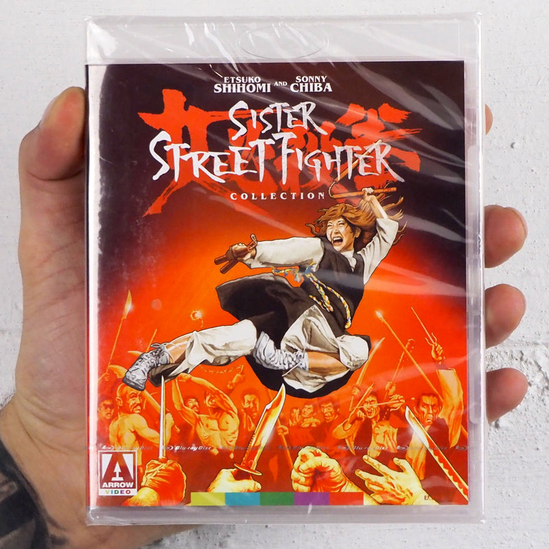 Sister Street Fighter Collection [Arrow Video]