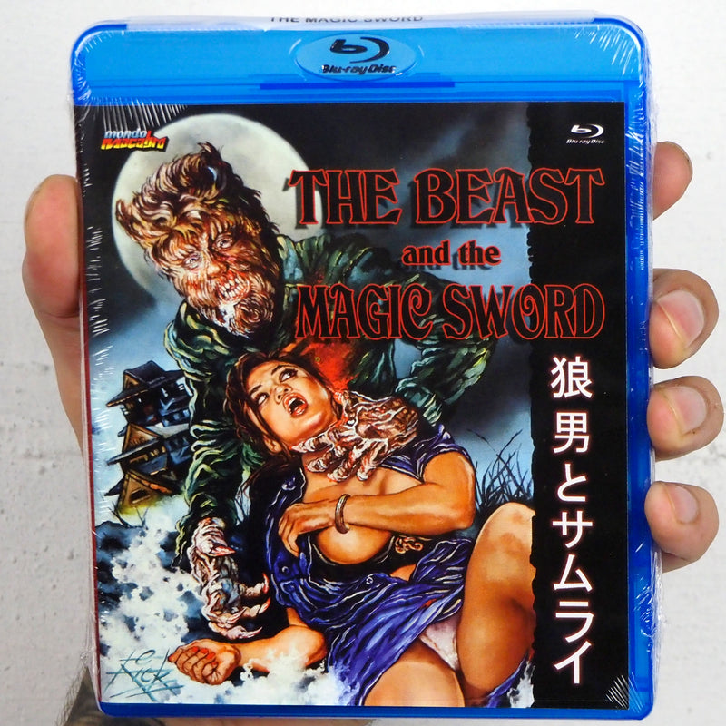 The Beast and the Magic Sword [Mondo Macabro]