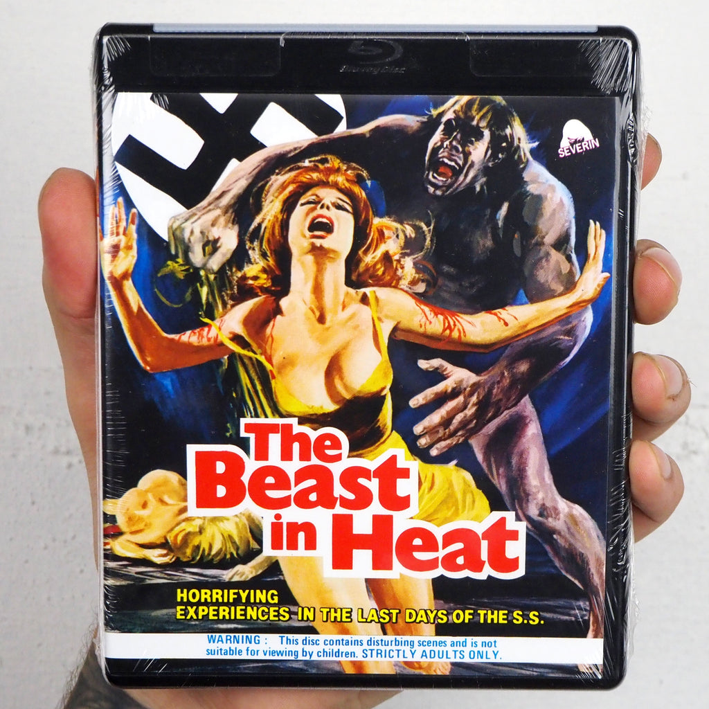 The Beast In Heat [Severin Films]