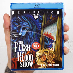 The Flesh and Blood Show [Redemption Films]